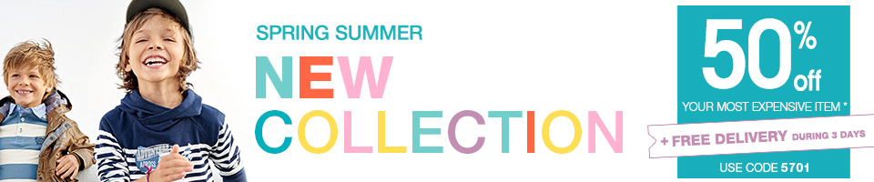 Spring summer new collection