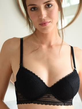 New collection-Maternity-Lace Maternity Bra