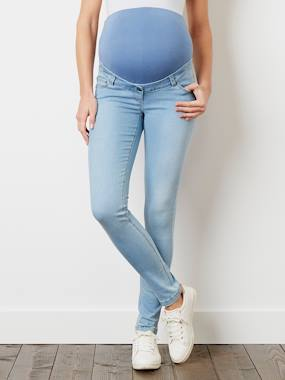 New collection-Maternity-Long Maternity Skinny Jeans - Inside Leg 33""