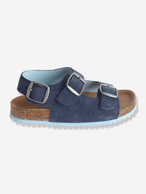 Shoes-Boys Leather Sandals