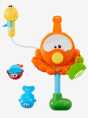 Toys-Bath Toys-Bath Time Activity Octopus with Shower