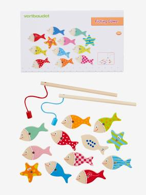Toys-Games-Magnetic Fishing Game