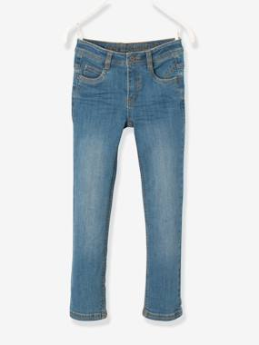 bas-MEDIUM Fit- Boys' Slim Cut Jeans