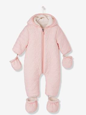 Baby-Coat, all-in-one, sleepbag-Baby Star-Padded Jumpsuit