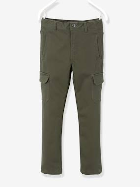 autumn collection-Boy-Boys' Indestructible Combat-Style Lined Trousers