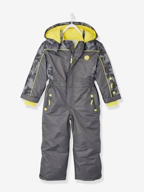 New Collection Fall Winter - Vertbaudet | Quality French Clothes for Babies & Children-Boys' Ski Jumpsuit