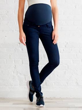 New collection-Maternity-Maternity Slim Strech Jeans - Inside Leg 33""