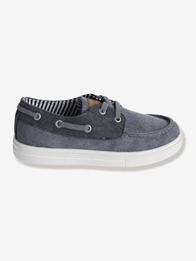 Shoes-Boy shoes 23-38-Loafers & Derby Shoes-Boys Low-Top Canvas Shoes