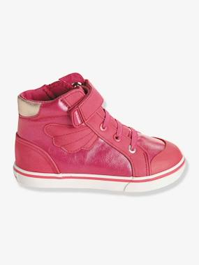 Shoes-Girls High-Top Trainers, Designed For Autonomy