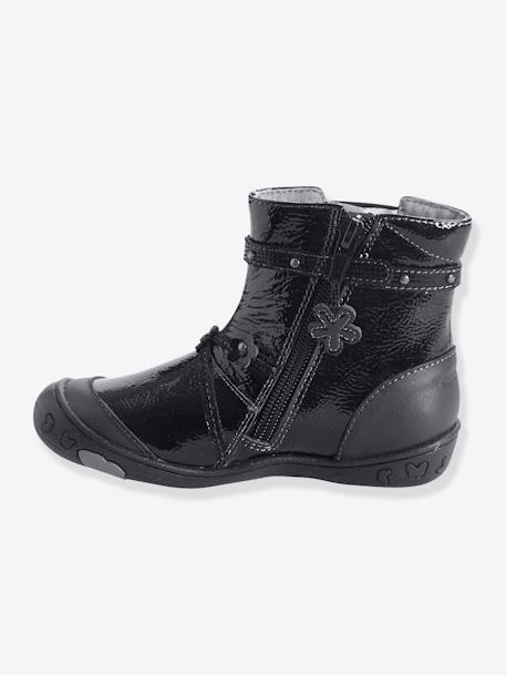 Girls Leather Boots, Shoes