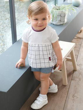 Baby-Baby Lookbook-Sporty casual