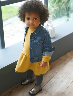 Bébé-Les looks-Hello Yellow