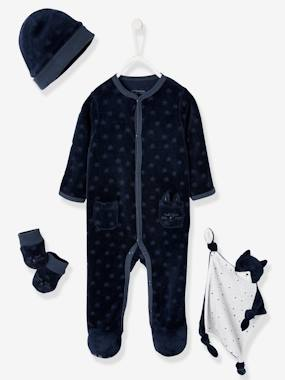 pyjama-Baby-4-Piece Set for Newborn Babies