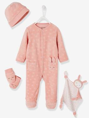 Baby-Outfits-4-Piece Set for Newborn Babies