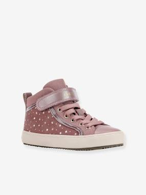 Shoes-Girls Footwear-Kalispera Girl I High Top Trainers for Girls, by GEOX®