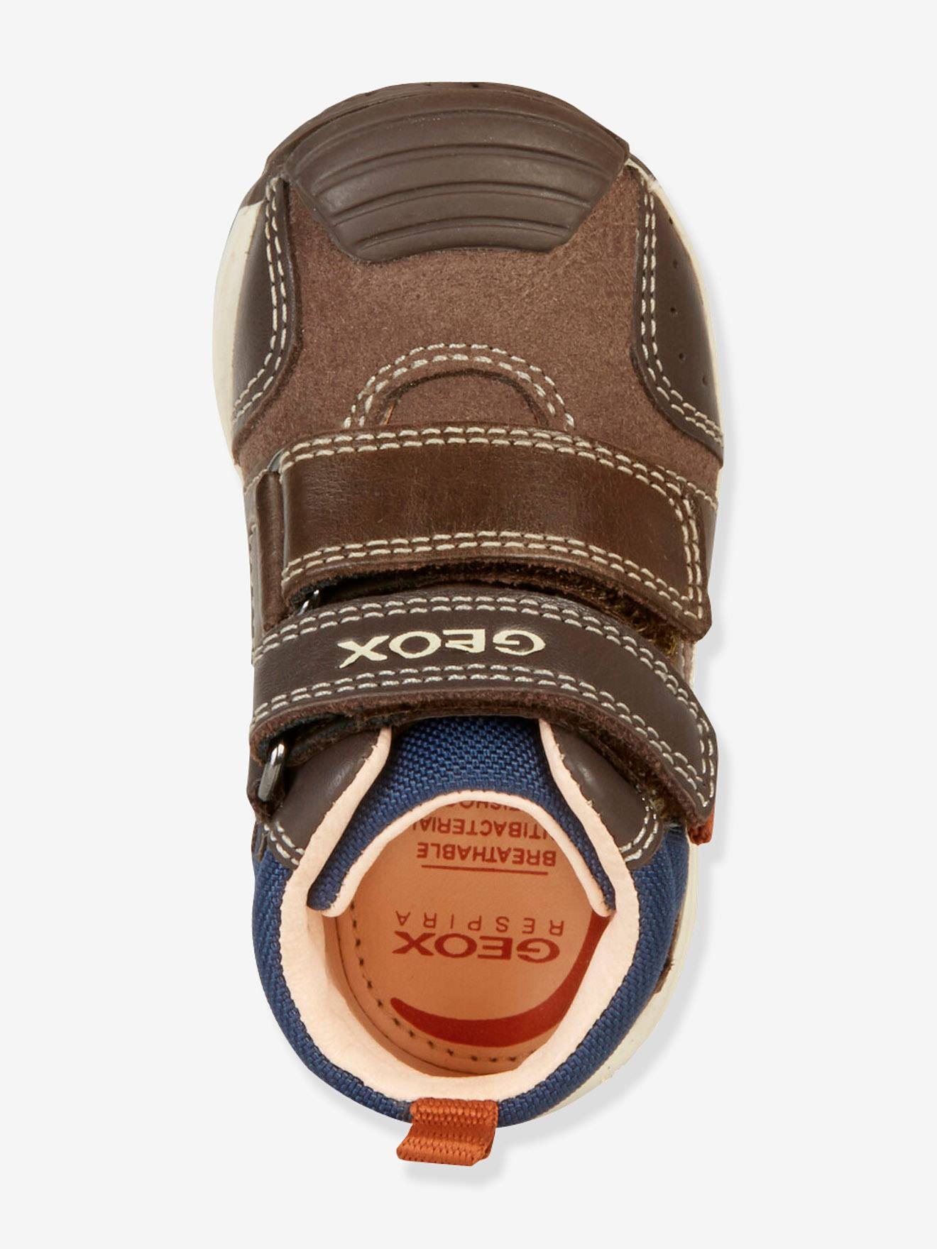 rehén Punto muerto Soportar  Toledo Boy B Trainers for Baby Boys, by GEOX® - brown dark solid with  design, Shoes