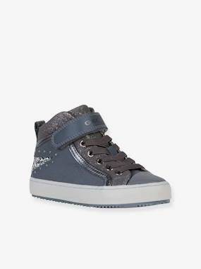 Shoes-Girls Footwear-Trainers-Kalispera Girl M High Top Trainers for Girls, by GEOX®