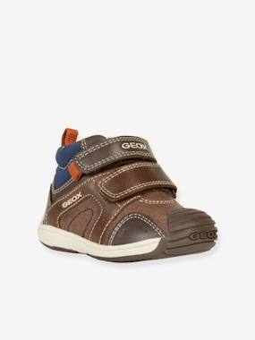 Shoes-Baby Footwear-Baby Boy Walking-Toledo Boy B Trainers for Baby Boys, by GEOX®