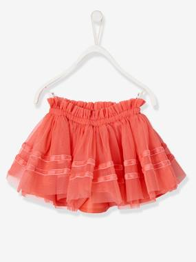 Vertbaudet Collection-Baby-Dresses & Skirts-Tulle Skirt for Baby Girls