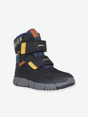 Shoes-Boys Footwear-J Flexyper Boy B Abx Boots for Boys, by GEOX®