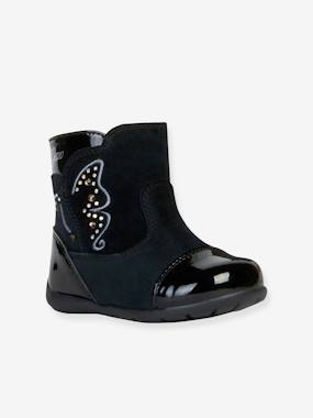 Vertbaudet Collection-Shoes-Kaytan C Boots for Baby Girls, by GEOX®