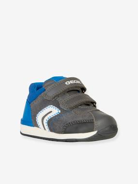 Shoes-Baby Footwear-Baby Boy Walking-Rishon Boy B Mid Trainers for Baby Boys, by GEOX®