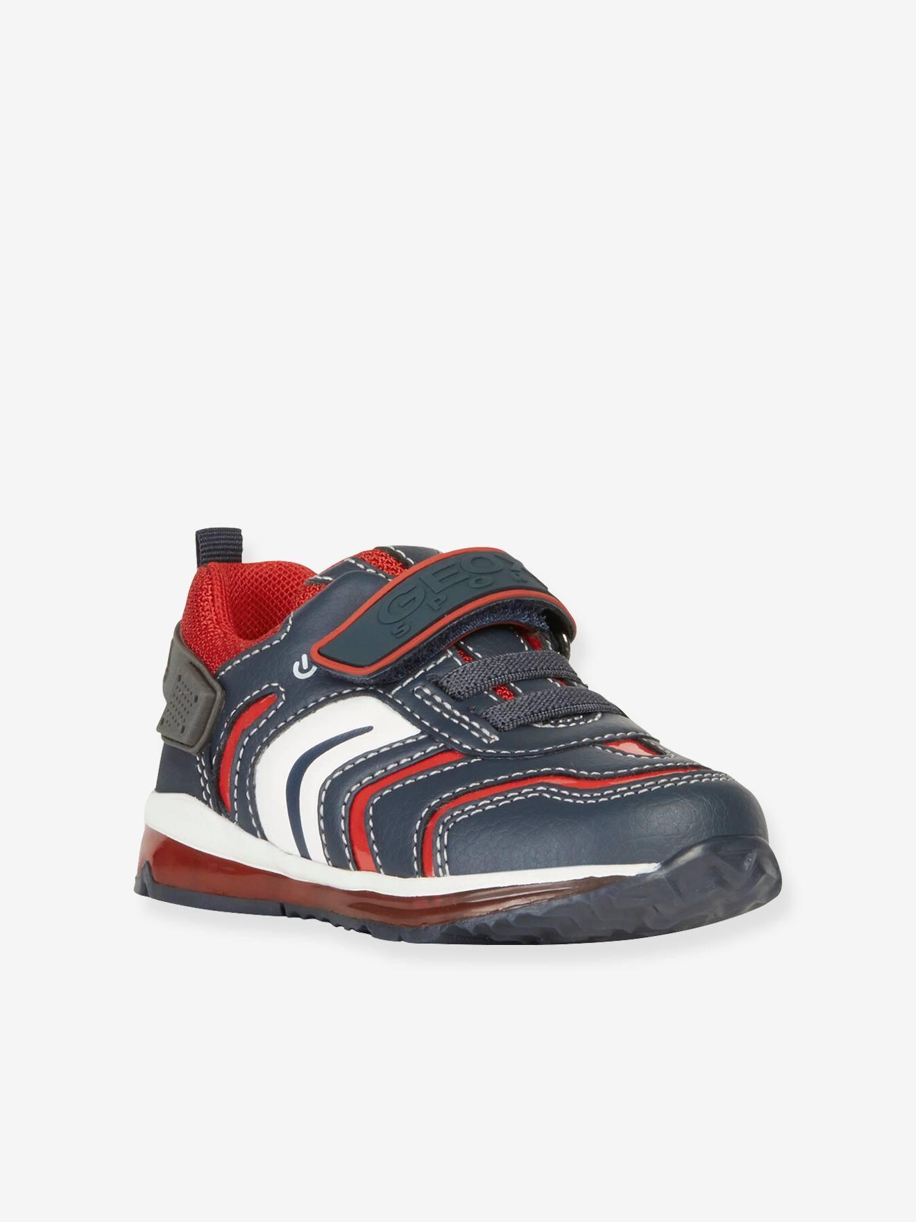 Garçons Jcdees Light Tan Marron Bleu Marine Fermé Sandales Chaussures N1046