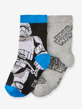 Boys-Underwear-Socks-Pack of 2 Pairs of Socks for Boys, Star Wars®