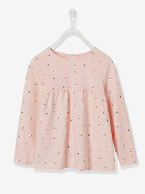 Vertbaudet Collection-Girls-Tops-Blouse for Girls
