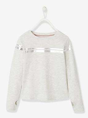 Vertbaudet Collection-Girls-Sportswear-Girly Top