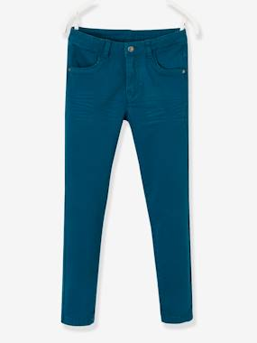 Girls-Trousers-MEDIUM Hip Slim Trousers for Girls