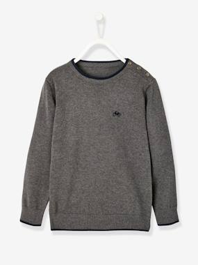 Boys-Cardigans, Jumpers & Sweatshirts-Jumpers-Jumper for Boys