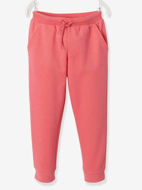 Vertbaudet Basics-Girls-Joggers for Girls