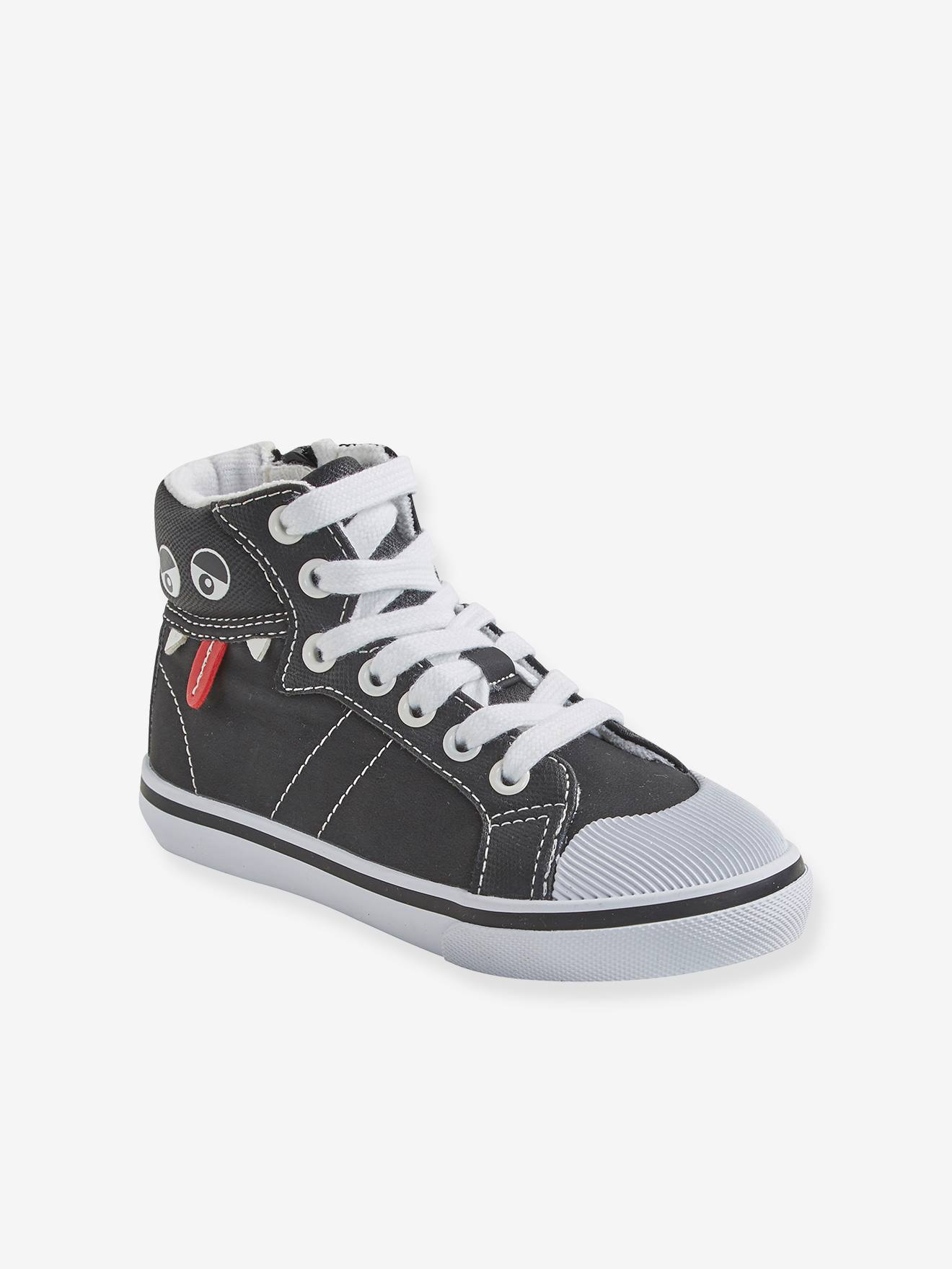 High Top Trainers for Boys, Designed