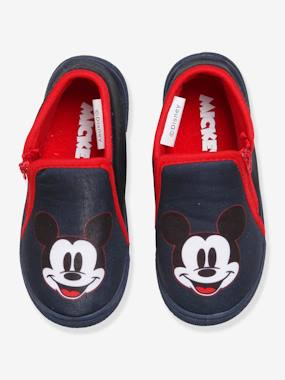 Shoes-Boys Footwear-Slippers with Zip for Boys, Mickey® by Disney