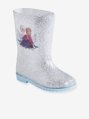 Shoes-Girls Footwear-Frozen® Wellies with Glitter for Girls