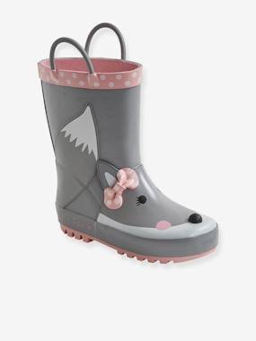 Shoes-Wellies for Girls, Designed for Autonomy