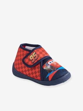 Vertbaudet Collection-Shoes-Slippers with Touch Fastener for Boys, Cars® by Disney Pixar