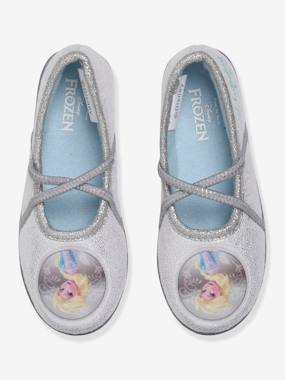 Shoes-Girls Footwear-Frozen® Mary Jane Shoes with Glitter, for Girls