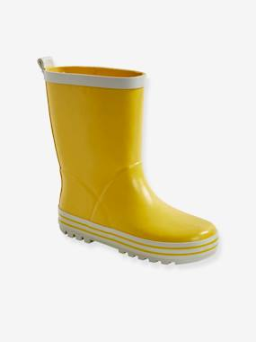 Schoolwear-Shoes-Plain Wellies for Boys