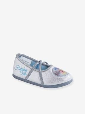 Vertbaudet Collection-Shoes-Frozen® Mary Jane Shoes with Glitter, for Girls