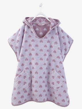 Bedroom-Bathing-Bath cape-Child's Hooded Bath Poncho