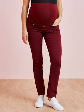 Maternity-Jeans-Slim Leg Jeans for Maternity