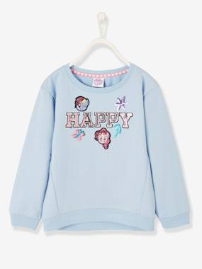 Girls-Cardigans, Jumpers & Sweatshirts-Sweatshirts & Hoodies-My Little Pony® Sweatshirt, for Girls