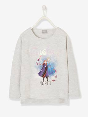 Girls-Tops-T-Shirts-Long-sleeved Top for Girls, Frozen® by Disney