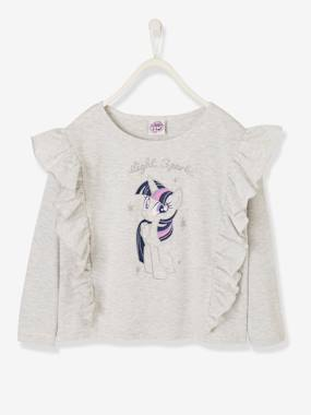 Girls-Tops-My Little Pony® Long-Sleeved Top with Sequins, for Girls
