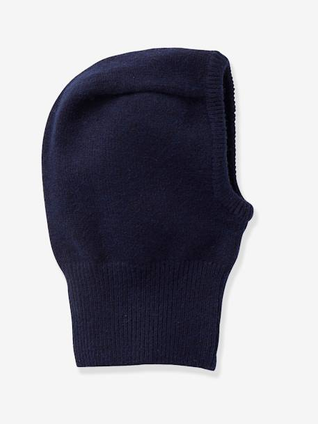 Beanie for Babies BLUE DARK SOLID - vertbaudet enfant