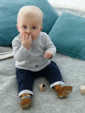 Baby-Outfits-Sweatshirt + Trouser Ensemble for Newborn Babies