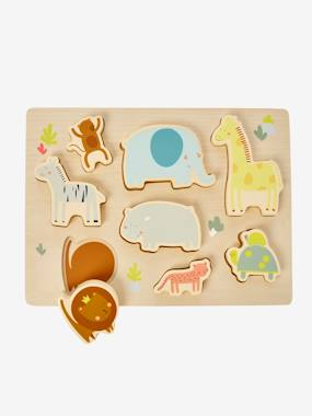 Toys-Sorting Puzzle, Jungle