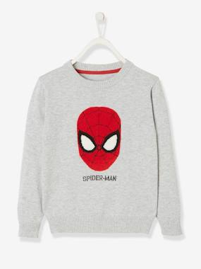 Boys-Cardigans, Jumpers & Sweatshirts-Jumpers-Top for Boys, Spider-Man®